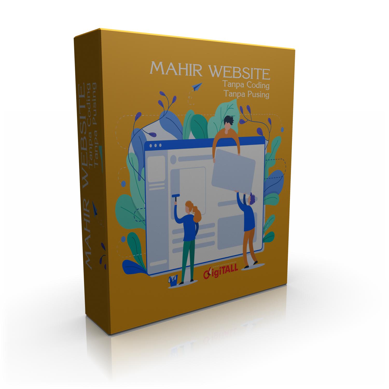 Kelas Mahir Website & Landing Page
